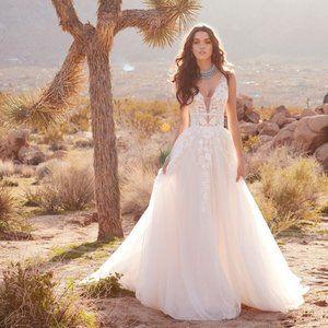 BRAND NEW Mori Lee A-Line Wedding Dress Size 6!